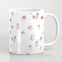 """""""Houses"""" Coffee Mug"""