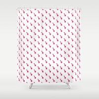 safari Shower Curtains featuring SAFARI by CS8X