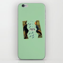 Youth iPhone Skin
