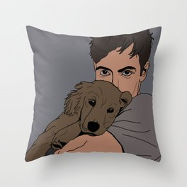 Dream Bois - RiverDale Hart Denton Throw Pillow
