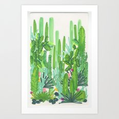 TYPICAL Art Print