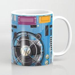 Computer Motherboard Coffee Mug