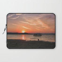 Sunset Silhouette Laptop Sleeve