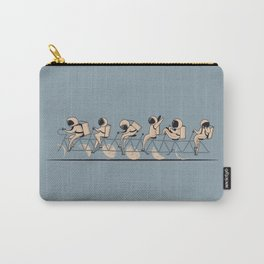 The Great Lunar Cycle Carry-All Pouch