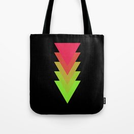 Aroflux in Shapes Tote Bag