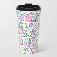 Pastel KiraKira Stars Travel Mug