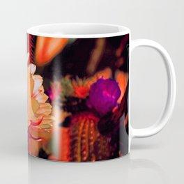 """""""Susan's Cactus Flower Dream #130"""" Coffee Mug"""