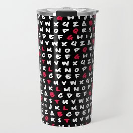Abc's Travel Mug