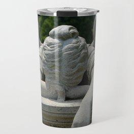 Weeping Angel Travel Mug