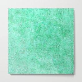 Jade Texture Metal Print