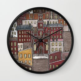 St. Michael the Archangel Church Wall Clock