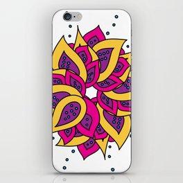 Lotus Mandala iPhone Skin