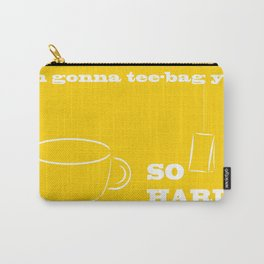 Tee-Bag Carry-All Pouch