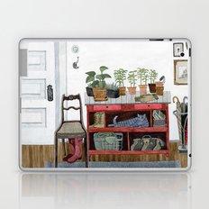 Cozy Entryway Laptop & iPad Skin