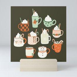 Christmas Cocoa Mini Art Print