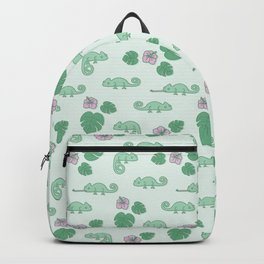 Remi the Chameleon Backpack