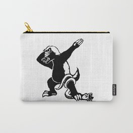 Dabbing Honey badger Carry-All Pouch