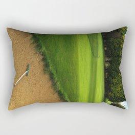 East Brighton Golf Course Rectangular Pillow