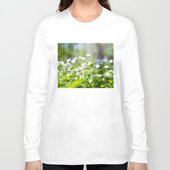forest of dreams Long Sleeve T-shirt