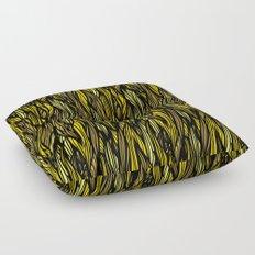 Hair Pattern Floor Pillow