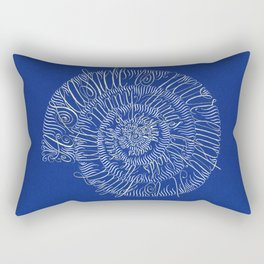 A Seashell is Never Empty... Rectangular Pillow