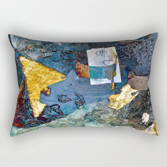 Sicilian Impression Rectangular Pillow