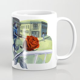 First Flower Coffee Mug