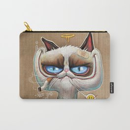 NOT SAD CAT TARD Carry-All Pouch
