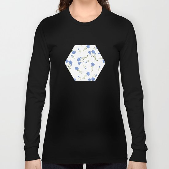 Forget me not II Long Sleeve T-shirt