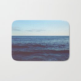 Out On The Horizon Bath Mat