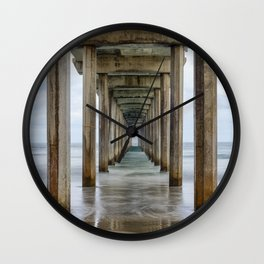 Scripps To Infinity Wall Clock