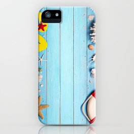 summer life style iPhone Case