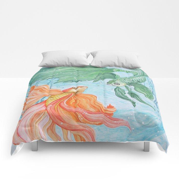 Betta Dance Comforters