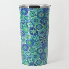 Millefiori-Oceania Colors Travel Mug