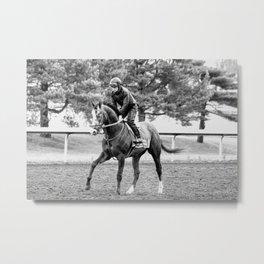 Kentucky Horse Metal Print