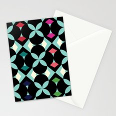 Radial Bloom #2 Stationery Cards