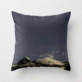 Inca trail camp 2 Throw Pillow