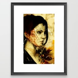 force Framed Art Print