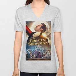 This Is The Greatest Show Unisex V-Neck