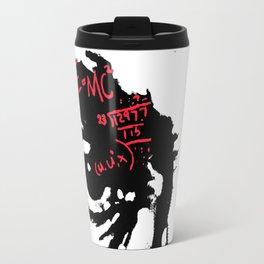 E=MC2 Travel Mug