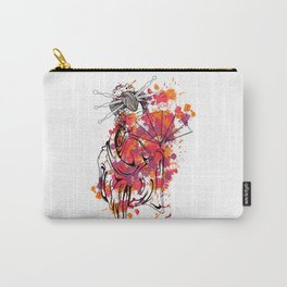 Secrets of the Geisha - Beautiful Chinese Girl Carry-All Pouch