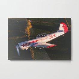Yak 2 Metal Print