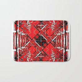 Bow Tie 10 Bath Mat
