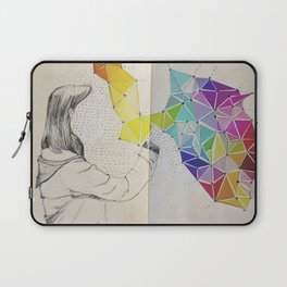 Galaxy Creator Laptop Sleeve