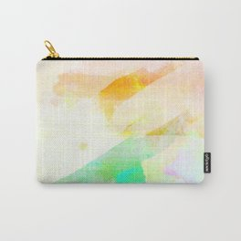 Abstract painting in beautiful pastel colors Carry-All Pouch
