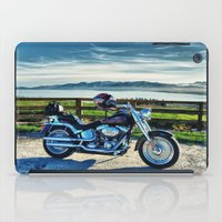 middle earth iPad Cases featuring Harley Davidson, Middle Earth Edition. by Bodhikai Imagery | Pacific Northwest Tra