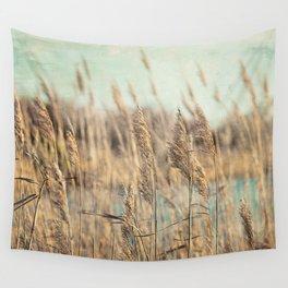 Marsh Grasses Wall Tapestry