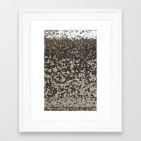 sparkles Framed Art Prints featuring SPARKLES by Madison