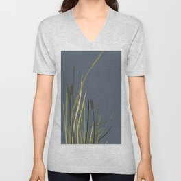 Reed Unisex V-Neck