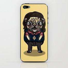 Pug Murray in Zombieland iPhone Skin